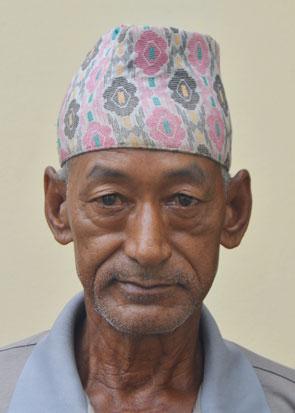 amrit narayan shrestha